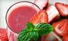 Shape'n It Up - Wichita: $10 for Punch Card for Four Smoothies and One Green-Tea Drink at Shape'n It Up Nutrition (Up to $21 Value)