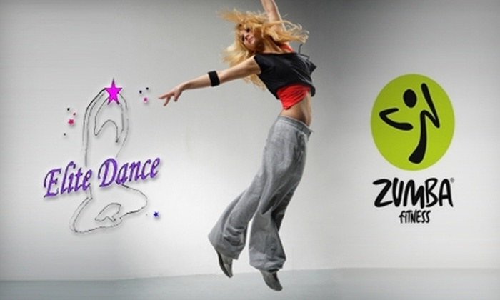 Elite Dance & Fitness - Nolensville: $25 for One Month of Unlimited Zumba Classes at Elite Dance & Fitness in Nolensville (Up to $50 Value)