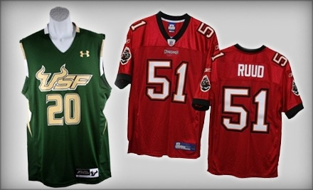 $30 Groupon to Authentic Team Merchandise - Authentic Team Merchandise in Tampa