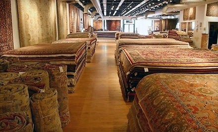 J & J Oriental Rug Gallery: $100 Groupon for Rug Cleaning and Repairs - J & J Oriental Rug Gallery in Old Town Alexandria