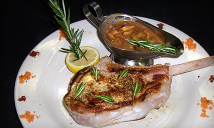 Capriccio Ristorante - Pasadena Lakes: $25 for $50 Worth of Italian Cuisine and Drinks at Capriccio Ristorante in Pembroke Pines