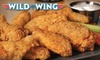 Wild Wing - Oshawa - Centennial: $10 for $20 Worth of Wings, Wraps, and More at Wild Wing