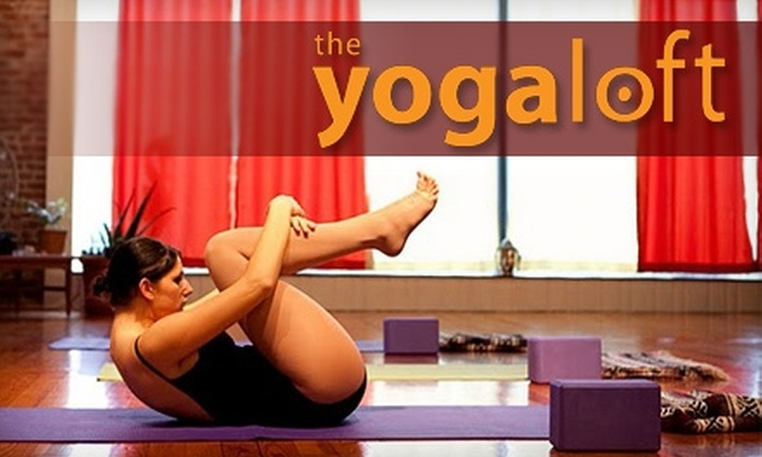 Yoga Loft - Warren: $40 for 10 Classes at Yoga Loft in Warren ($120 Value)