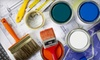 $15 for $30 Worth of Paint & Supplies