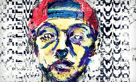 Mac Miller at the EMU Convocation Center on Wed., Apr. 4 at 7PM: Floor or Lower-Level Seating - Mac Miller in Ypsilanti