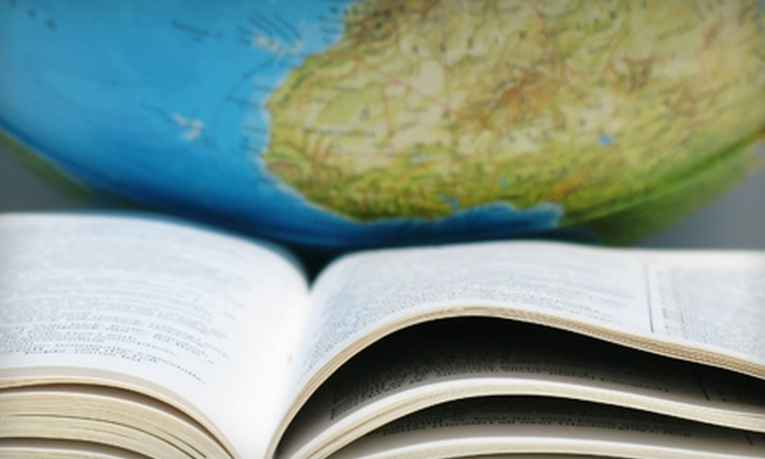 Spanish Language Center - Multiple Locations: $65 for Spanish Lessons at Spanish Language Center ($198 Value)