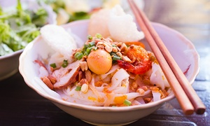 La Merveille du Vietnam: Meal for Two or Four at Bring-Your-Own-Wine Restaurant, La Merveille du Vietnam (Up to 53% Off)