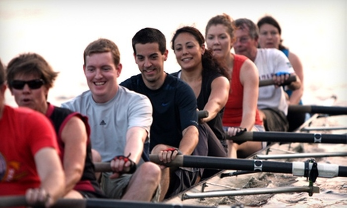 Riverfront Recapture - Sheldon Charter Oak: $45 for Three Introduction to Rowing Classes at Riverfront Recapture (Up to $90 Value). Six Sessions Available.