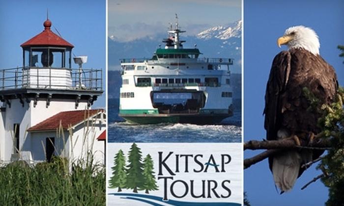 Kitsap Tours - Bainbridge Island: Up to 51% Off Kitsap Sightseeing and Photography Tours. Choose from Three Tours.