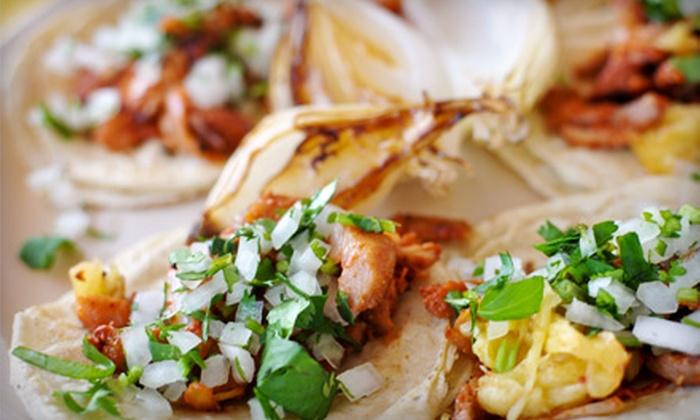 Carlito's Mexican Bar & Grill - Yamacraw Village: $10 for $20 Worth of Mexican Fare at Carlito's Mexican Bar & Grill