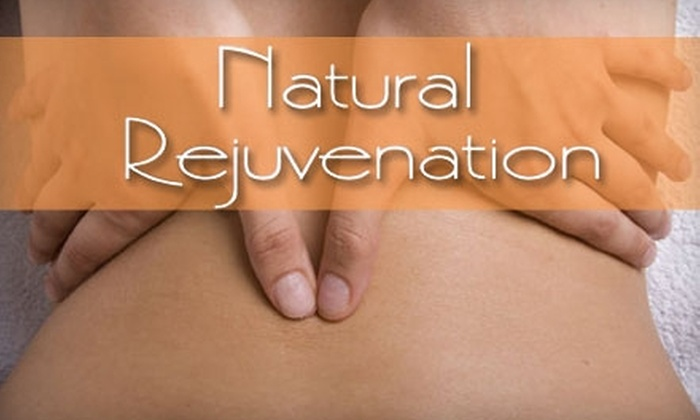Natural Rejuvenation - Spokane Valley: $39 for $80 Worth of Services at Natural Rejuvenation