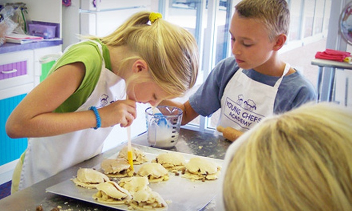 Young Chefs Academy  - Norfolk: $15 for a Cooking Class at Young Chefs Academy in Norfolk (Up to $30 Value)