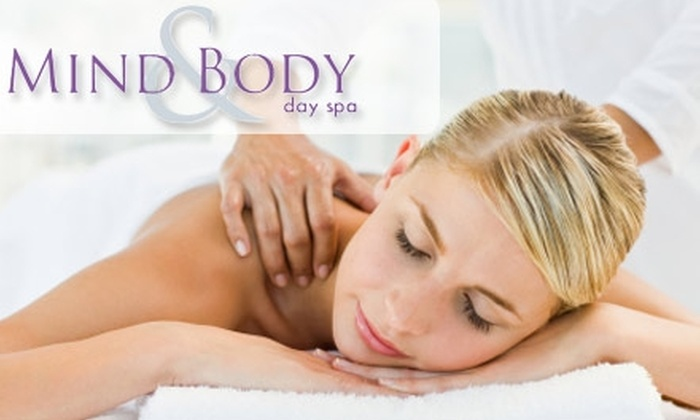 Mind & Body Day Spa - Milton: Spa Treatments at Mind & Body Day Spa. Choose from Two Options.