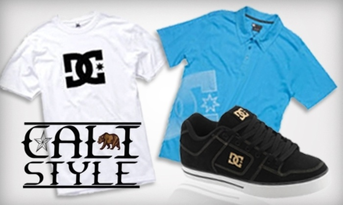 Cali Style - Scotts Valley: $20 for $40 Worth of Clothing and Accessories at Cali Style