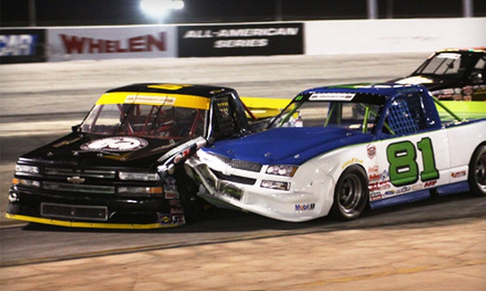 Houston Motorsports Park - Houston: Two or Four Tickets to See Live Motorsports Racing at Houston Motorsports Park. Two Dates Available.