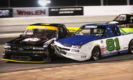 Fiesta's Fall Festival at Houston Motorsports Park on Sat., Oct. 1 at 6PM: General Admission Bleacher Seating for Two - Houston Motorsports Park in Houston