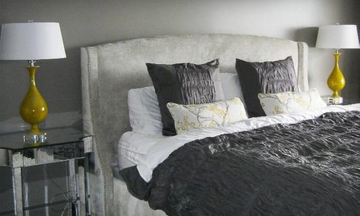 Luc Crawford Design Inc.:  $125 for $275 Worth of Furniture and Home Decor at Luc Crawford Design Inc.
