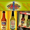 Infusion Hot Sauce: $19 for Three Bottles of Hot Sauce and Hot Sauce Gift Box from Infusion Hot Sauce Company