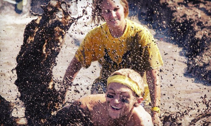 RunnerCross - Salt Lake City: 5K Individual or 15K Relay RunnerCross Obstacle-Course Mud Run (Up to 57% Off)