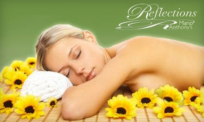 Reflections Med Spa - St Louis: $62 for a Six-Month Supply of Eyelash Conditioner ($125 Value) or $99 for Two Medical Microdermabrasion Treatments (Up to a $298 Value) at Reflections Med Spa in Chesterfield