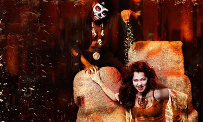 Ocala Fear Fest - Ocala: Haunted-House Outing for Two or Four at Ocala Fear Fest