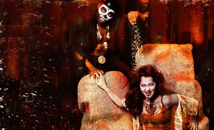 General Admission for Two (a $24 value) - Ocala Fear Fest in Ocala