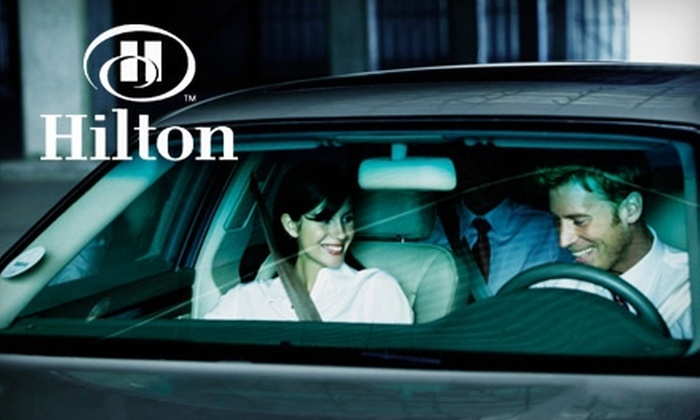 Hilton Seattle - Central Business District: $50 for Three Days of Parking ($105 Value) or $150 for One Month of Unlimited Parking ($305 Value) at the Hilton Seattle