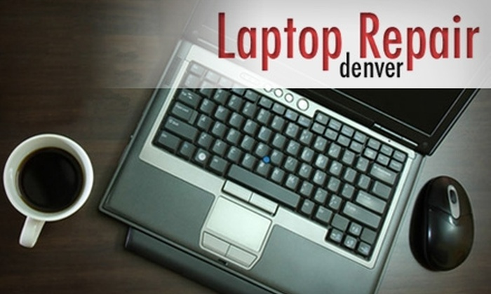 LaptopRepair.com - Overland: $80 for a Complete Virus Scan and Removal from Laptop Repair Denver ($169 Value)