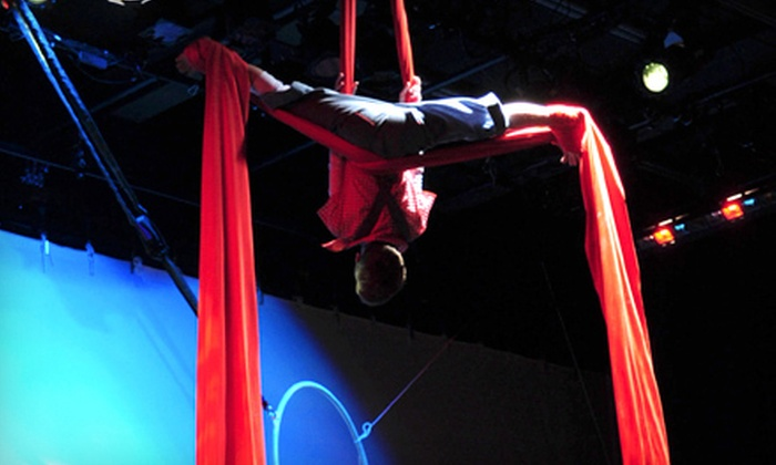 CirqueFit - West Dallas: Circus and Aerial-Arts Camp for Kids and Teens for One or Two at CirqueFit (Up to 55% Off)
