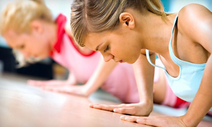 Riverview Athletic Club - Northview: $20 for 10 Drop-In Fitness Classes at Riverview Athletic Club ($100 Value)