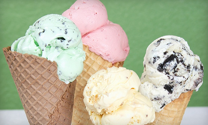 Sweet Cravings - Section 23: $10 for $20 Worth of Home-made Ice Cream and Treats at Sweet Cravings in Port Charlotte