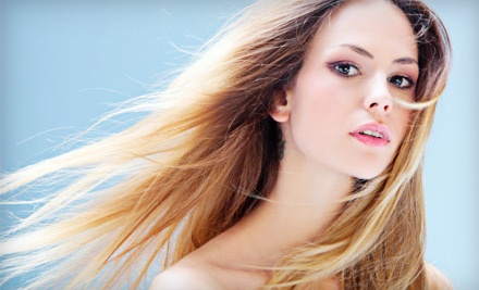 1 Brazilian Blowout (a $300 value) - Paragon Salon and Spa in Falmouth