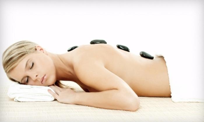 Dolce Vita Skin & Body Day Spa - Huntington Beach: Hot-Stone Massage or Bikini Wax at Dolce Vita Skin & Body Day Spa in Huntington Beach