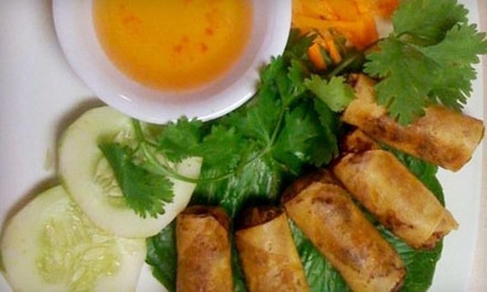 Pho T&N - Van Buren: $7 for $15 Worth of Vietnamese Cuisine at Pho T&N
