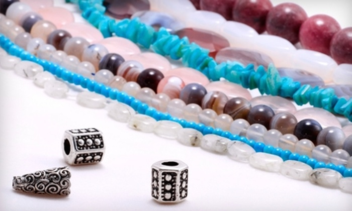 Bliss Beads - DeKalb: $15 for $30 Worth of Glasswork and Jewelry Classes and Supplies at Bliss Beads in DeKalb