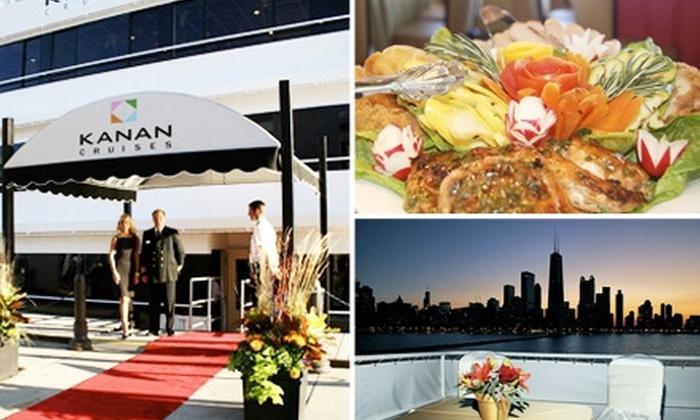 Kanan - Chicago: $99 Charity Cruise to Benefit Children ($175 Value)