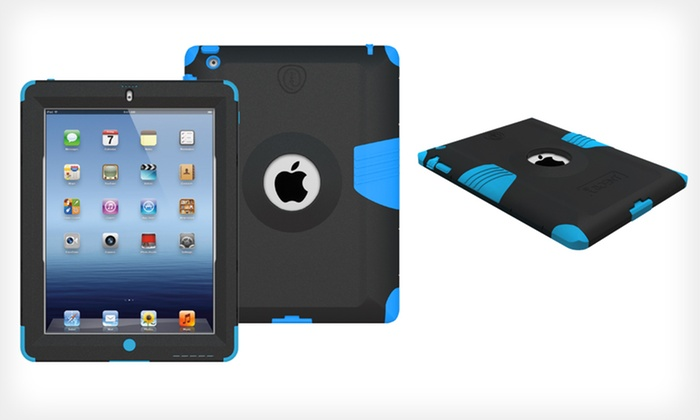 Trident Kraken Heavy Duty Case for iPad 2, 3, or 4: $21.99 for Trident Kraken Case for iPad 2, 3, or 4 ($69.95 List Price). 5 Colors Available. Free Shipping and Returns.