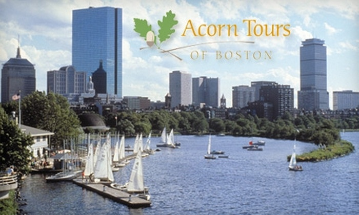 Acorn Tours of Boston - Beacon Hill: $125 for a Two-Hour Personal Tour for up to Six People from Acorn Tours of Boston ($250 Value)