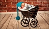 Captured Moments - Chelmsford: Maternity Portrait Package or Baby's First Year Portrait Package at Captured Moments (Up to 79% Off)
