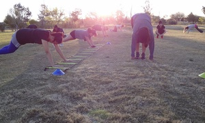RBF Bootcamp: Six Weeks of Unlimited Boot-Camp Classes at RBF Bootcamp (70% Off)