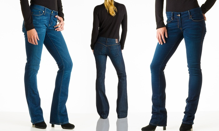 Dylan George Women's Flare and Bootcut Jeans: $42.99 for Dylan George Women's Jeans (Up to $210 List Price). Multiple Styles. Free Shipping and Returns.