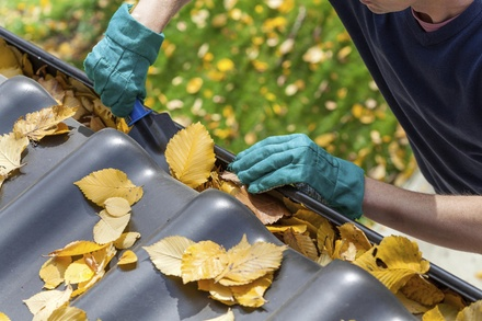 Roof-Maintenance Package with Gutter Cleaning from B.A. Commercial Maintenance (50% Off)