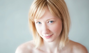 Rouge R Salon Studio: Haircut with Partial or Full Highlights at Rouge R Salon Studio (Up to 53% Off)