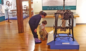 Millyard Museum: Museum Admission and Memberships to Millyard Museum (Up to 42% Off). Four Options Available.
