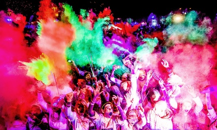 5K Blacklight Run for One on Saturday, April 5 (Up to 52% Off)