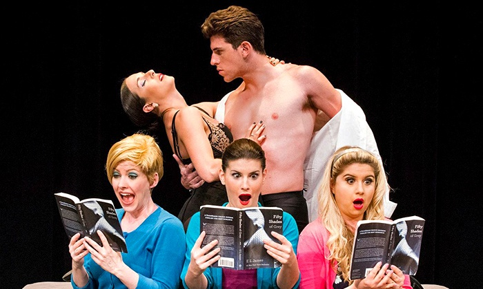 """""""50 Shades! The Musical Parody"""" - The Paramount Theater: """"50 Shades! The Musical Parody"""" at The Paramount Theater on Saturday, February 21 (Up to 30% Off)"""