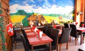 l'R du Temps: Gemengde fondue, kaasfondue of raclette à volonté voor 2 of 4 personen vanaf € 24,99 bij l'R du Temps