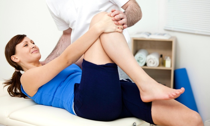 First Step Physical Therapy - Roseville: One or Three Laser Pain-Relief Sessions at First Step Physical Therapy (Up to 71% Off)