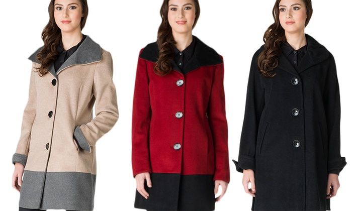 Ellen Tracy Women's Outerwear: Ellen Tracy Women's Coats. Multiple Styles from $69.99–$89.99 Available. Free Shipping and Returns.