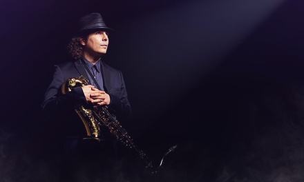 Boney James at Murat Theatre at Old National Centre on Saturday, December 13, at 8 p.m. (Up to 40% Off)